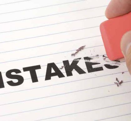 5 Easy Mistakes Article Marketers Make